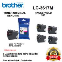 BROTHER Tinta LC-3617M   LC3617M   LC3617 M Original Magenta