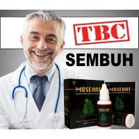 MOSEHAT Jamu Tetes Herbal Obat TBC - FLEK PARU-PARU - PARU-PARU BASAH