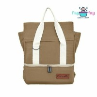 Gabag Cooler Bag CARAMEL (free 2 ice gel)/Cooler Bag Asi Gabag Terbaru