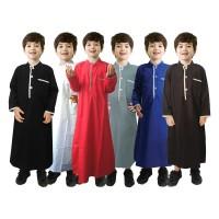 Baju Koko Gamis Anak Fayrany FKG-002 Size 13 - 15