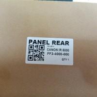 panel rear cover adf ir5000 ir6020