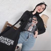 Tumblr Tee/Shirt/Kaos Wanita Lengan Panjang COFFEE STYLE - ELLIPSES.I