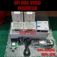 UFi Box Original Fullset / IC EMMC TOOLS
