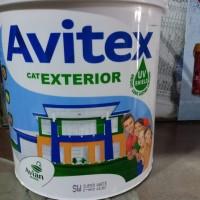 CAT AVIAN BRANDS CAT TEMBOK AVITEX EXTERIOR SUPER WHITE 5 KG