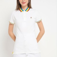 Kaos Polo Wanita Hush Puppies Briar Original