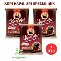 TERMURAH Kopi Kapal Api Special Mix 1 Renteng