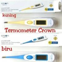 Crown Digital Thermometer - Pengukur Suhu Badan