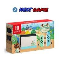 Nintendo Switch Console Animal Crossing Special Edition (Without Game)
