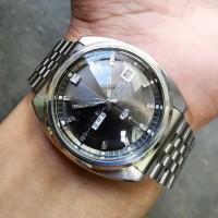 Jam Tangan Jadul Antik Seiko 5 Automatic JDM 21 jewels reff 6119 7183