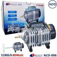 RESUN ACO-006 Pompa Udara Aerator Electromagnetic Air Compressor
