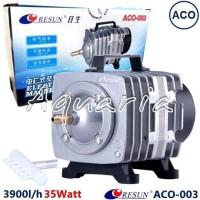 RESUN ACO-003 Pompa Udara Aerator Electromagnetic Air Compressor