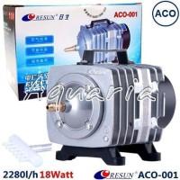 RESUN ACO-001 Pompa Udara Aerator Electromagnetic Air Compressor.