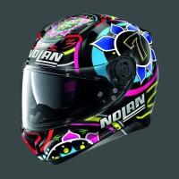 Nolan N87 Gemini Replica N-COM C.Davis Black