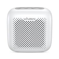 Speaker Bluetooth Outdoor Speaker Bluetooth 5.0 Vivan VS1 Waterproof - Putih