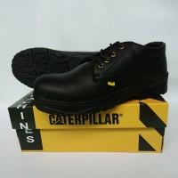 Sepatu Safety Pendek Caterpillar - Sepatu Kerja Industri Safety