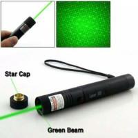 senter laser jarak jauh warna hijau