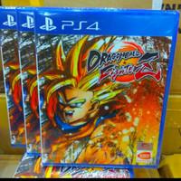 PS4 Dragon Ball Fighter Z ( Reg 3 Asia/English)
