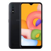 Samsung Galaxy A01 SM-A015F Smartphone - 2/16GB - Garansi Resmi -Black