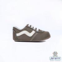 Sepatu Bayi   Sepatu Prewalker   Jeremy   Vander V2 Series - Abu-abu, 3