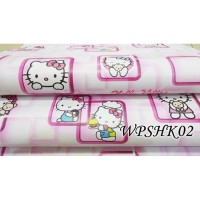 WALLPAPER STIKER HELLO KITTY Walpaper WALL PAPER Sticker Dinding