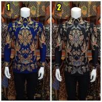 kemeja batik regular fit