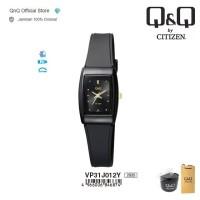 Q&Q QnQ QQ Original Jam Tangan Wanita Karet Rubber Analog - VP31 VP31J