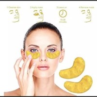 eye mask gold eye masker mata (10pcs)