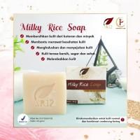 MILKY RICE SOAP/SABUN BERAS SUSU HERBAL