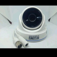 CAMERA CCTV HISOMU 1080P 2MP FULL HD