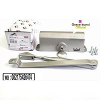 DOOR CLOSER DORMA 100% ORIGINAL TS 77 (HO) SILVER