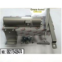 DOOR CLOSER DORMA 100% ORIGINAL TS 68 (HO) SILVER