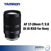 Tamron AF 17-28mm F/2.8 DI III RXD for Sony FE