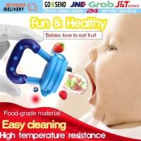 Empeng Dot Buah Bayi Baby Fruit Food Feeder Peralatan Makan Bayi