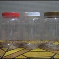 Murah Toples Jar 500Ml Botol Plastik Serbaguna Kopi Teh Makanan Kue