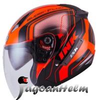 INK Helm METRO-2 Super Fluo