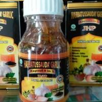 Habbatussauda Garlic Oil 5in1 JHP Extra propolis trigona 205 kapsul