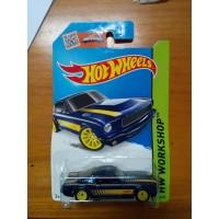 Hot wheels 65 mustang fastback 2 super treasure hunt $th ban karet