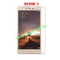 Tempered Glass Screen Protector Xiaomi Redmi 3 New