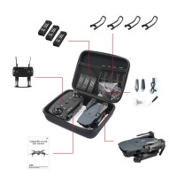 E58 JY018 JY019 GW58 X6 E010 E010S E013 E50 Foldable Arm RC FPV Drone