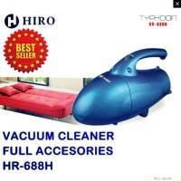 Vacum Cleaner Hiro HR688 H Full Accesories