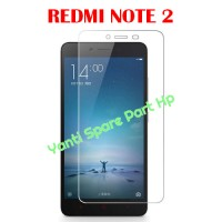 Tempered Glass Screen Protector Xiaomi Redmi Note 2 New