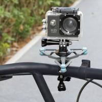 Mb Bicycle Bike Anti-vibration Camera Mount 15mm-31mm Diameter