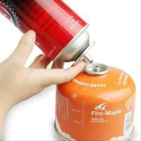 Canister kanister isobutane propane mix tabung gas 220 gram no msr t