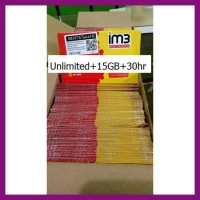 Murah Indosat Unlimited 15Gb 30Hr