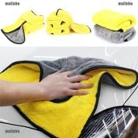 Terlaris Super Absorbent Car Wash Microfiber Cleaning Drying Towel