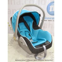Infant Car Seat Pliko Group 0+ Birth-13Kg Rear Facing 5-Point Safety