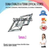 Tamara 2 aksesories stainless steel