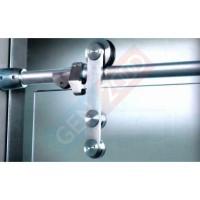 Set Pintu Sliding Kaca Frameless Glass Sliding Door Set Accessory