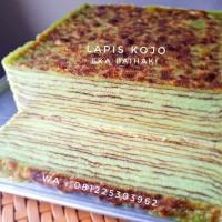kue lapis kojo khas palembang
