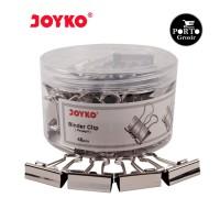 Joyko Binder Clip Stainless 111SL Klip Kertas 111 SL Premium Isi 48